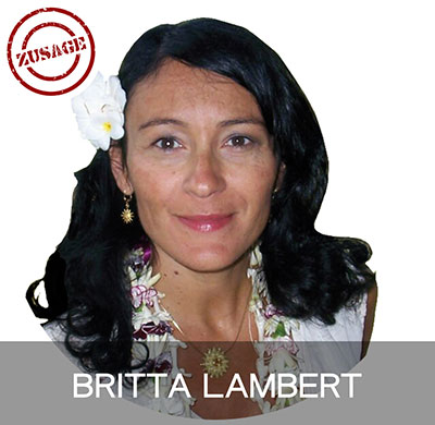 Britta Lambert - www.die-seelen-schamanin.de