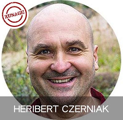 Heribert Czerniak - www.heilende-stimme.com