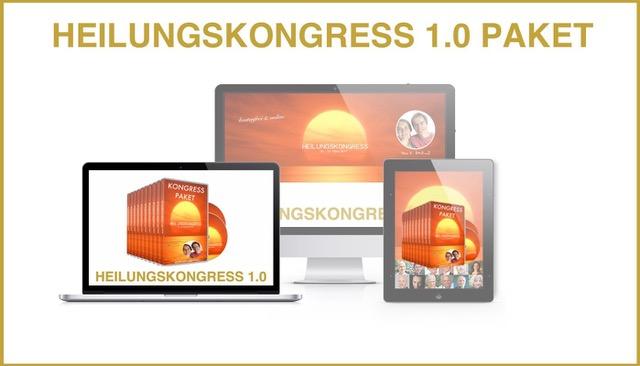DVD KongressPaket - Heilungskongress
