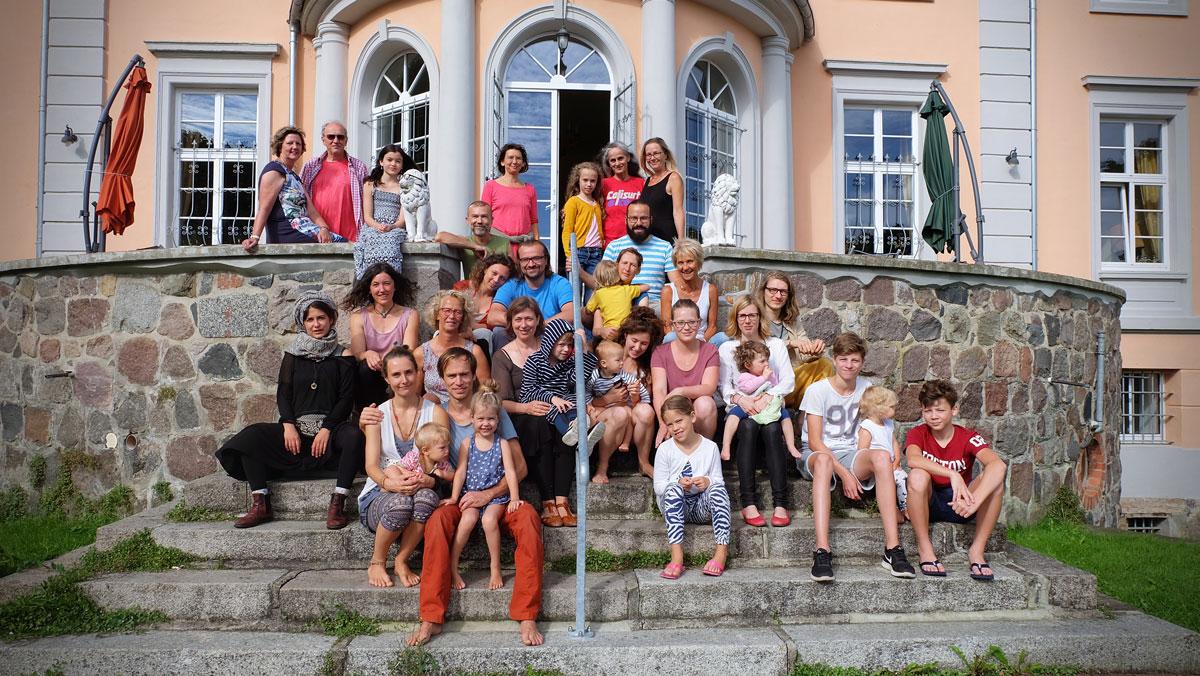 Heilungskongress 2017 - Schloss Lübbenow