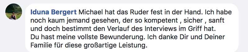 Heilungskongress Testimonial - Iduna Bergert